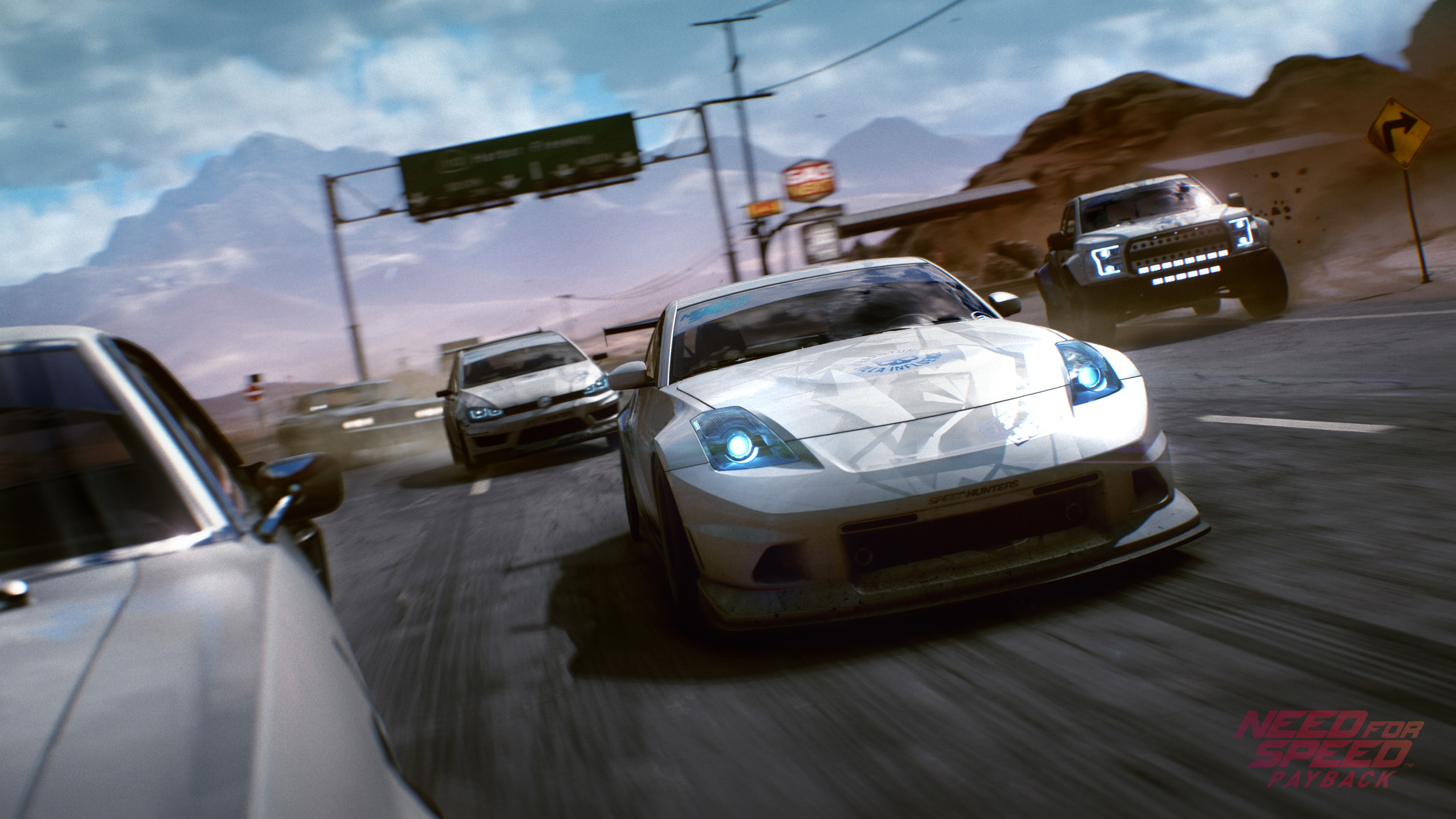 Need for Speed Payback 3 - دانلود بازی نید فور اسپید پلی بک Need for Speed Payback