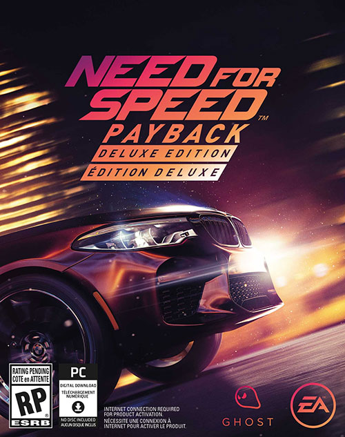 Need for Speed Payback - دانلود بازی نید فور اسپید پلی بک Need for Speed Payback