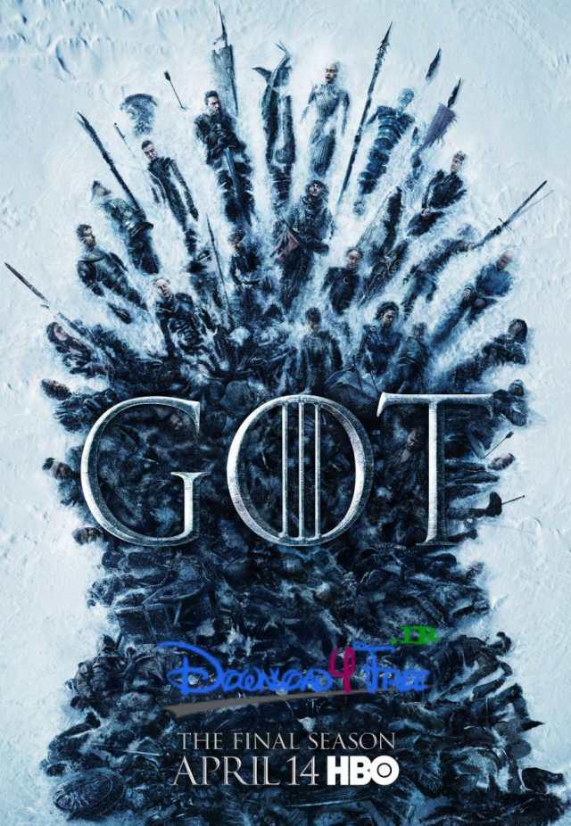 Game of thrones final season - دانلود فصل آخر سریال بازی تاج و تخت
